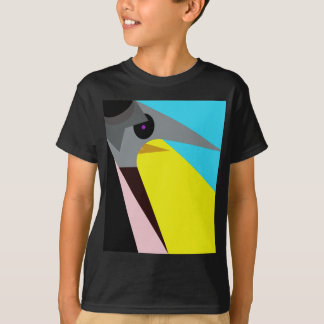 Angry bird shirt