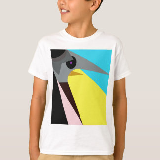 Angry bird tshirt