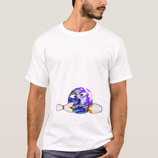 Angry Bowling Ball T-Shirt