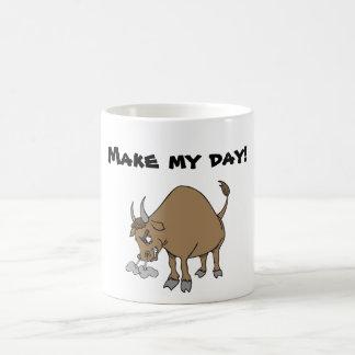 Angry Bull Coffee Mug