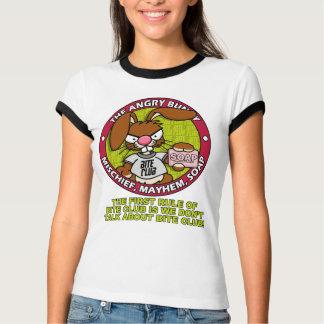 Angry Bunny Bite Club Shirt 3