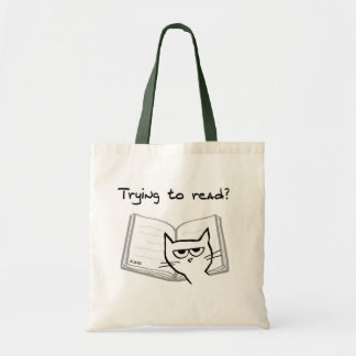 Angry Cat Challenges Book Lovers