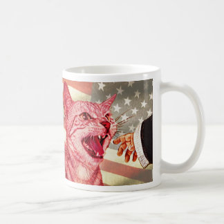 Angry Cat! Coffee Mug