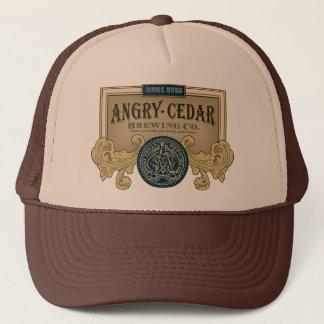 Angry Cedar Hat