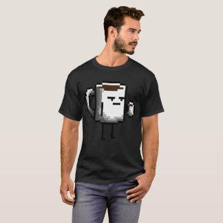 Angry Coffee Mug Drinking Coffee T-Shirt