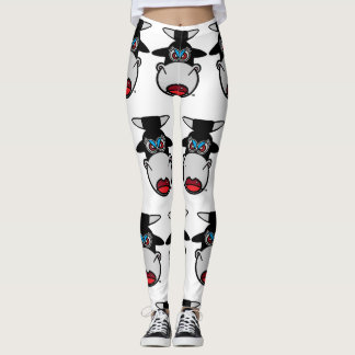 ANGRY COW LEGGINGS