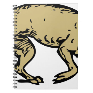 Angry Dog Notebook