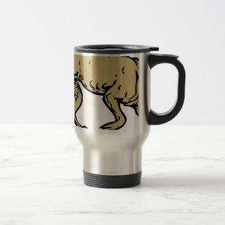 Angry Dog Travel Mug