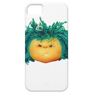 Angry Doll iPhone 5 Cover