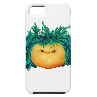 Angry Doll iPhone 5 Covers