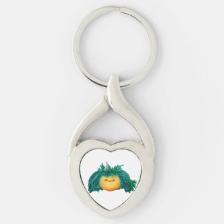 Angry Doll Keychain