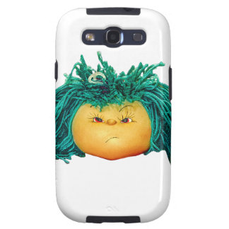 Angry Doll Samsung Galaxy S3 Covers