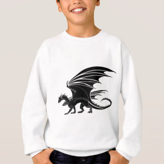 Angry Dragon Sweatshirt