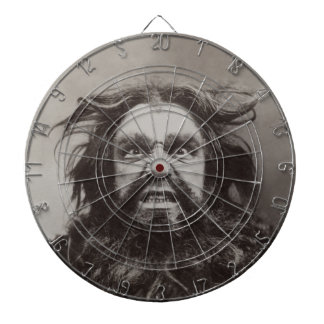 Angry Dude - Dartboard