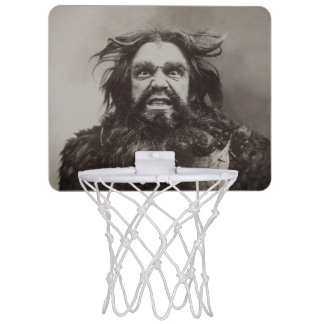 Angry Dude - Mini Basketball Hoop