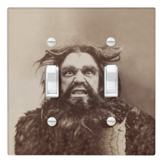 Angry Dude (More Options) - Light Switch Cover