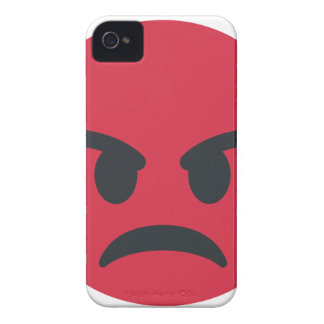 Angry Emoji Case-Mate iPhone 4 Case