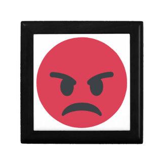 Angry Emoji Gift Box