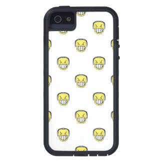 Angry Emoji Graphic Pattern Case For The iPhone 5