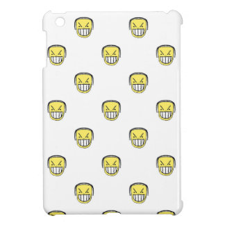 Angry Emoji Graphic Pattern Cover For The iPad Mini