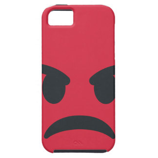 Angry Emoji iPhone 5 Case