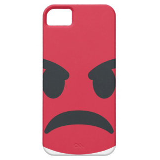 Angry Emoji iPhone 5 Cover