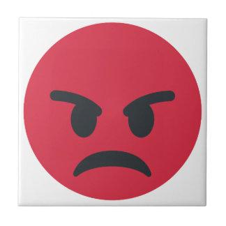 Angry Emoji Tile