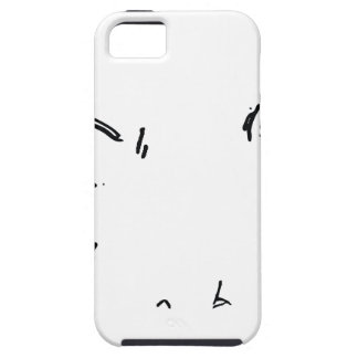 Angry Eyes 1 iPhone 5 Cover