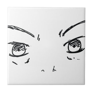 Angry Eyes 1 Tile