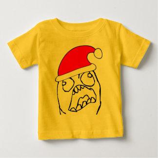 Angry FFFUUU xmas meme T-shirt