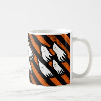 Angry ghost haunt coffee mug