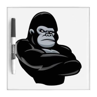angry  gorilla Dry-Erase whiteboards