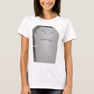 Angry Halloween Tombstone T-Shirt