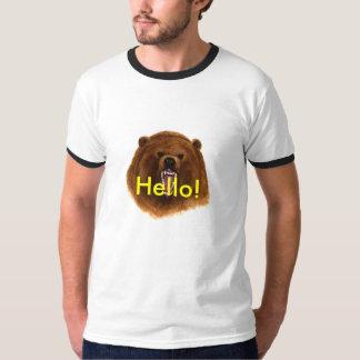 Angry hello T-Shirt