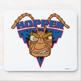 Angry Hopper the Grasshopper Disney Mouse Pad
