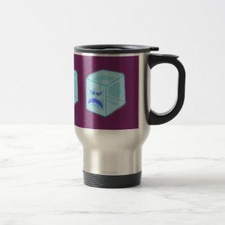 Angry Ice Cubes travel mug