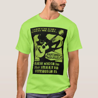 Angry Johnny @ 31st Street Pub T T-Shirt