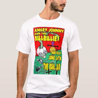 Angry Johnny & The Killbillies @ The Bug Jar T-Shirt