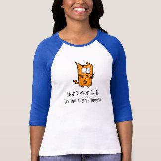 Angry Kitty shirt