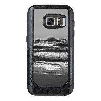 Angry Lake Michigan Grayscale OtterBox Samsung Galaxy S7 Case