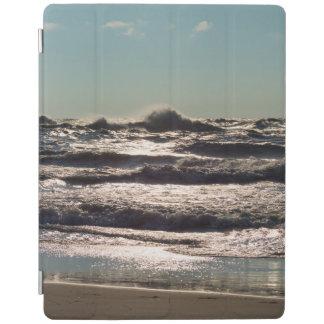 Angry Lake Michigan iPad Cover