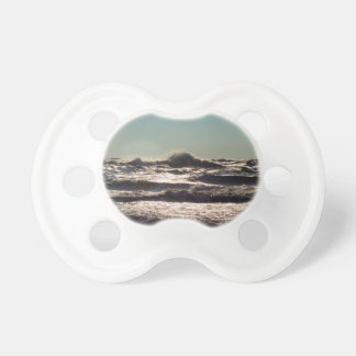 Angry Lake Michigan Pacifier