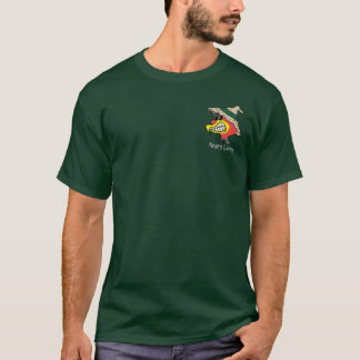 Angry Larry Pocket Logo T-Shirt