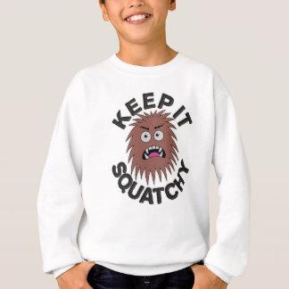 Angry Little Squatch Sweatshirt