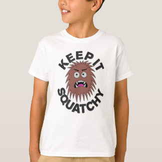 Angry Little Squatch T-Shirt