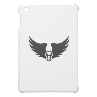 Angry Mallard Duck Head Wings Retro iPad Mini Cases