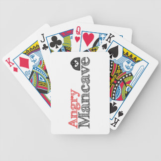 Angry Mancave Cards
