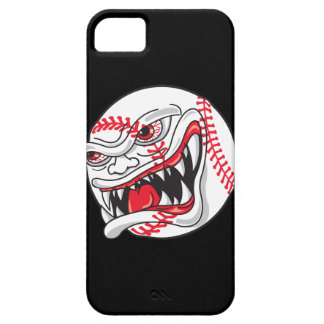 angry mean baseball graphic case for the iPhone 5