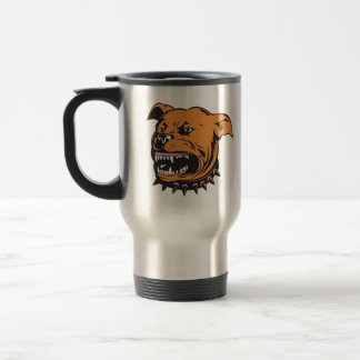 Angry Mongrel Dog Mug