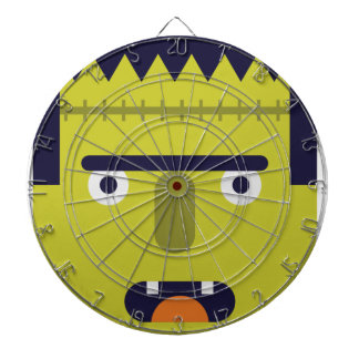 Angry Monster Dartboard